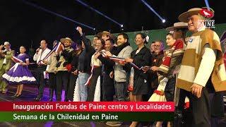 Inauguración Fondas Paine centro y localidades