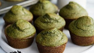 How To Make Spinach Banana Muffins With Sutton Foster