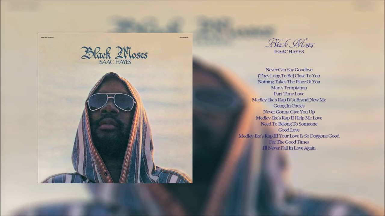 Isaac Hayes Movies And Tv Shows Minimalist isaac hayes 'black moses' [hd] with playlist - youtube