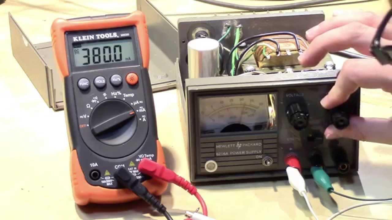 Hp6216a Power Supply Repair Sg3525 Dc Motor Driver Circuit Basiccircuit Diagram