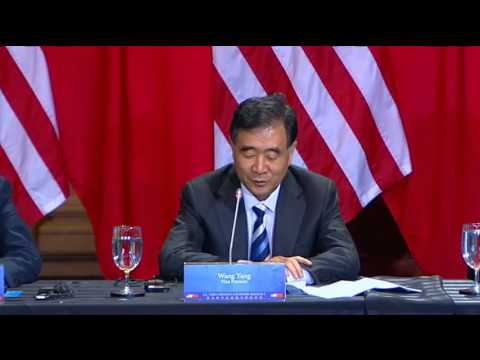 U.S.-China Strategic and Economic Dialogue Closing Remarks