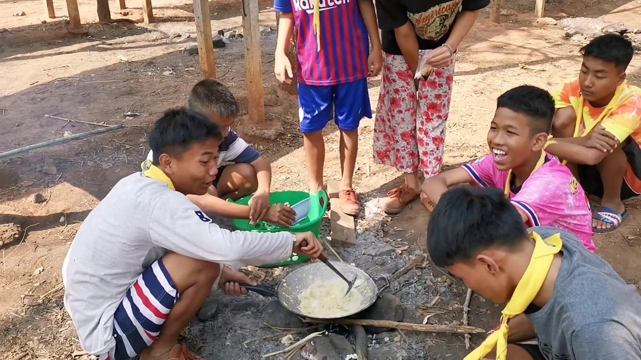 โรงเรียนวัดครุนอก เข้าค่ายลูกเสืออนุสรณ์ศุภมาศ ราชบุรี
