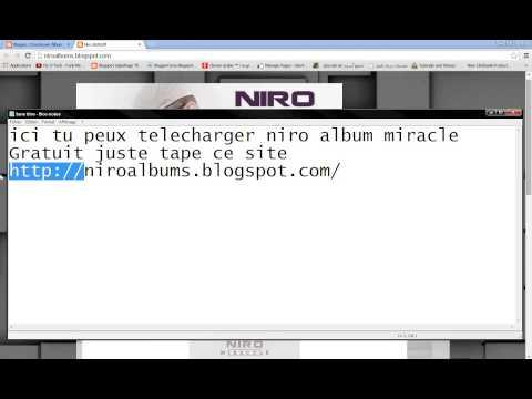TÉLÉCHARGER ALBUM NIRO MIRACULÉ