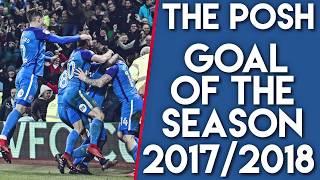 Goal Of The Season 2017/2018