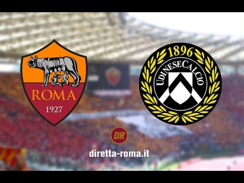 Roma 2-1 Udinese! All Goals HD