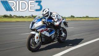 Ride 3 : Tourist Trophy en BMW S1000 RR