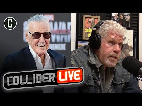 Ron Perlman Remembers Stan Lee