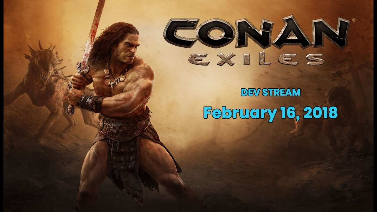 Conan Exiles Dev Stream – Pippi Mod Showcase and Launch Features