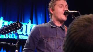 Brian Fallon - A Wonderful Life (Live - Mill Valley, CA)