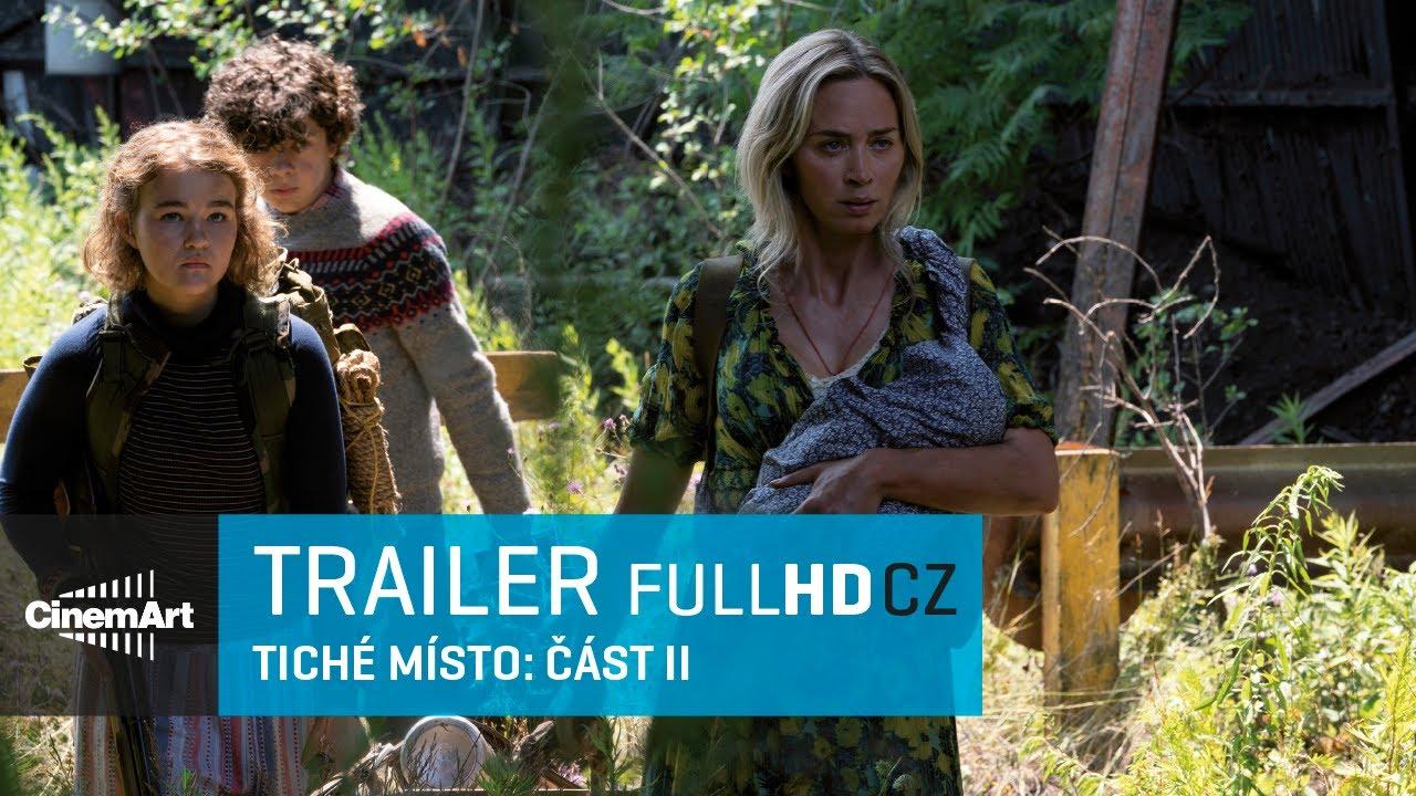 Tiché místo: Část II (2020) teaser trailer
