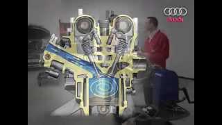 Двигатель TFSI объемом 1,4 литра, часть 2