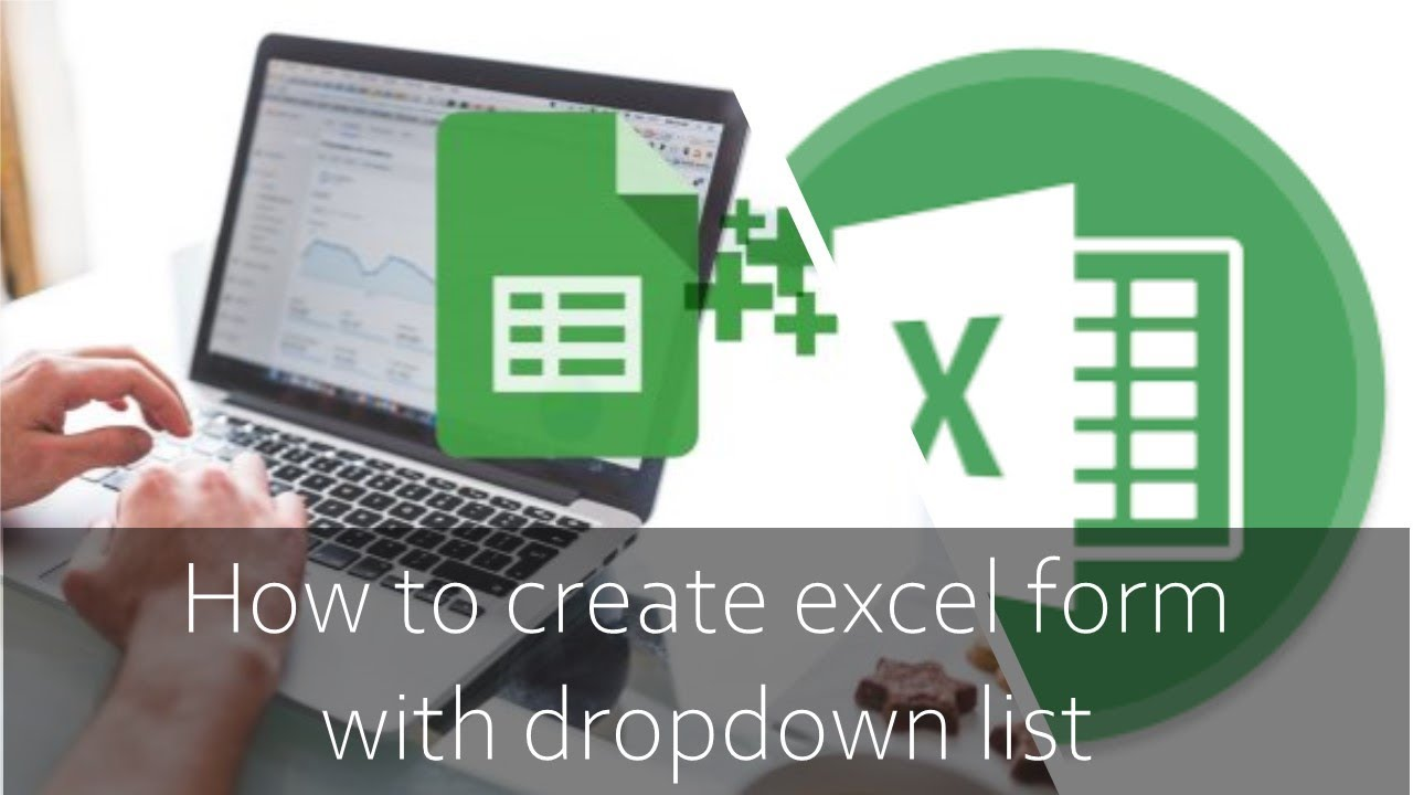 excel data entry form with drop down list