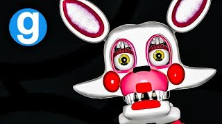 NEW FNAF 2 PILL PACK TOY FOXY IS AWESOME! | Five Nights at Freddy's Garry's Mod For Kids (Sandbox)