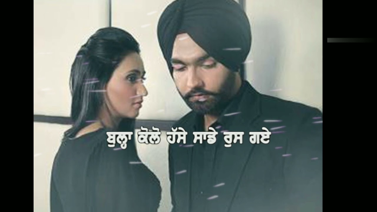 Download sadeyan paran to sikhi udna                     Ammy Virk new Punjabi song status