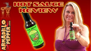 Toad Sweat Key Lime Dessert Hot Sauce Review