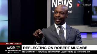 Reflecting on Mugabe's leadership with Rutendo Matinyerere