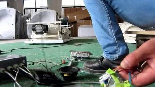 How to Set Up Steam Generator Parts and Accessories of Steam Generator TR-029