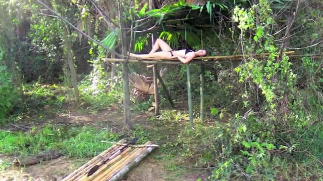 Thailand Adventures Khao Sok National Park 2 Tree House