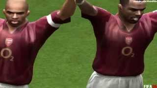 Celebrations from Fifa 97 to 15 Thumbnail