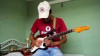 AMAZING GUITAR- MAMBO COVER GUITAR