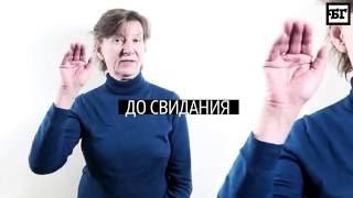 9 фраз на языке жестов