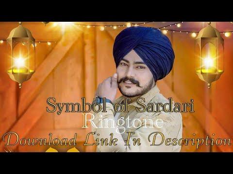 Symbol Of Sardari Ringtone   Satkar Sandhu   Latest 2018 Punjabi Songs Ringtones