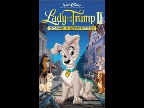 Opening Closing To Lady And The Tramp 2 Scamp S Adventure 2001 Vhs Youtube