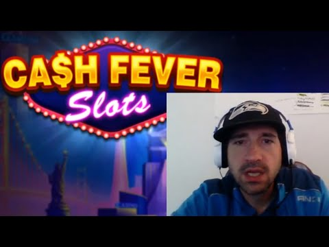 CASH FEVER SLOTS Vegas Casino | Mirroring Cat Slot Games Android IOS Game Youtube YT Gameplay Video