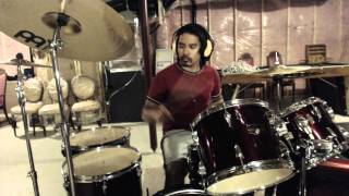 Sirenia   Glades of Summer (Drum Cover)