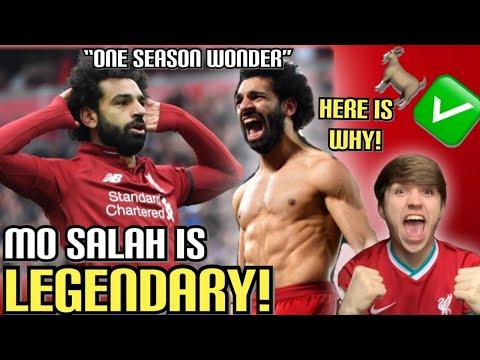 Mo Salah Is LEGENDARY!