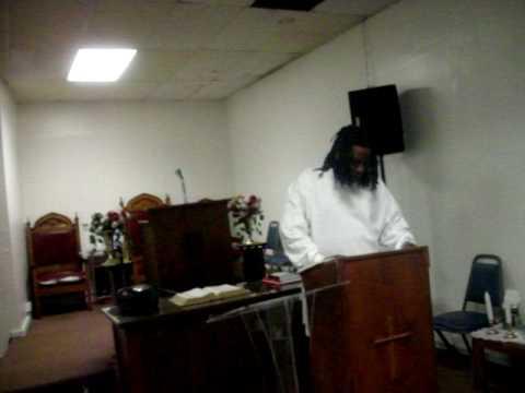 Deacon James Billingslea Of The C.O.O.L. Jesus Church clip 1 of 6