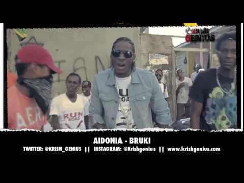 Aidonia - Bruki (Raw) April 2013