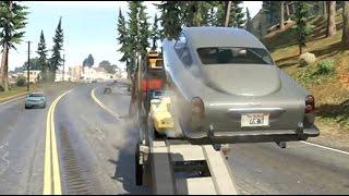 Repeat youtube video #44【GTA5ストーリー編】車からババッ!!