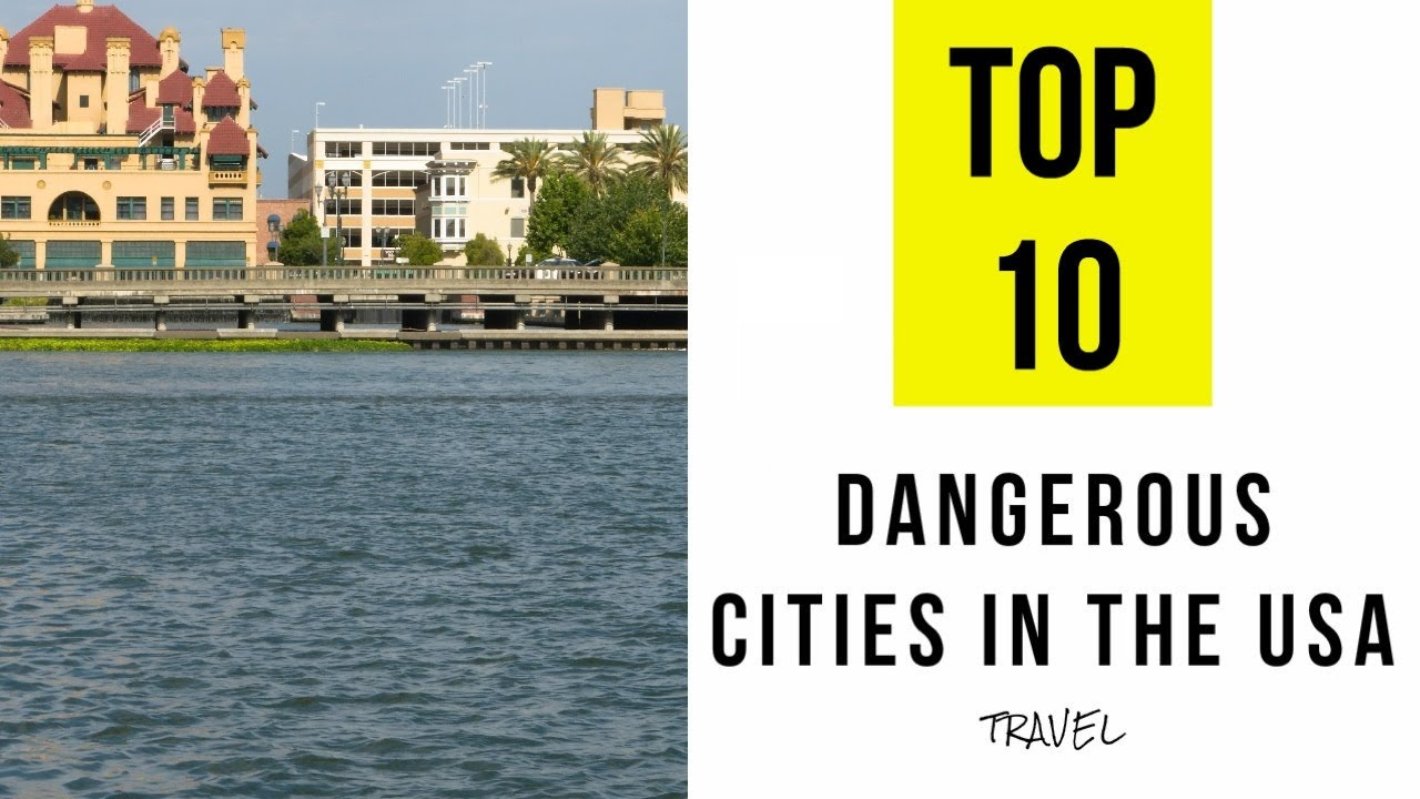 top 10 dangerous cities in usa 2012
