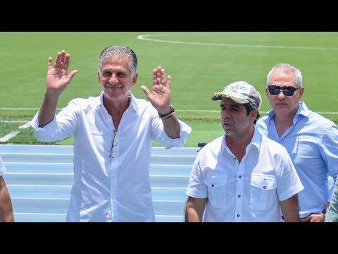 El paso a paso de Carlos Queiroz a Barranquilla