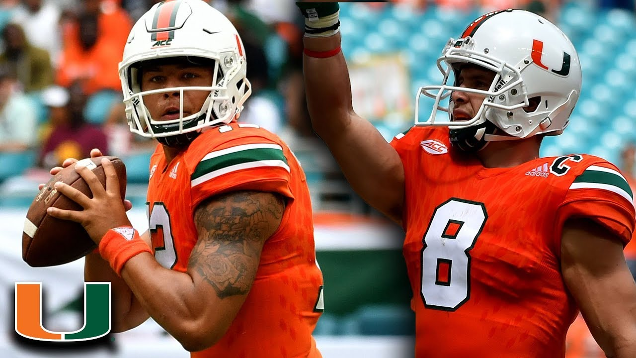 Follow the Miami Hurricanes against Toledo as they play for the first time in ...
