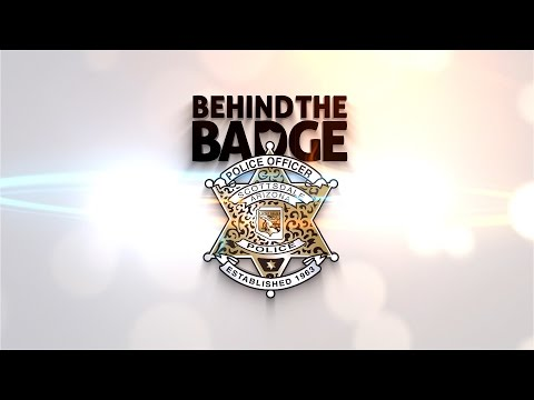 Behind the Badge - Human Trafficking
