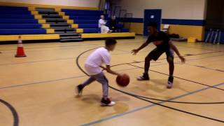 Trophy Basketball Skills Training 2017