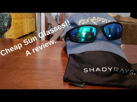 Review of Shady Rays Sunglasses #ShadyRays #Sunglasses #Productreview