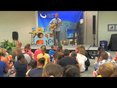 """Mr. Eric"" Litwin at Kalamazoo Public Library - YouTube"