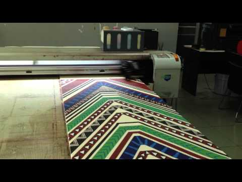 Yoga mat printing machine, mat printer, cushion printer,pad printer