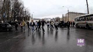 Флэшмоб в г. Усть-Катав