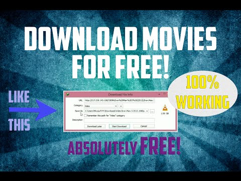 ★ How to download movies for free I...