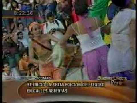 Reportaje a la VI Fiteca 2007