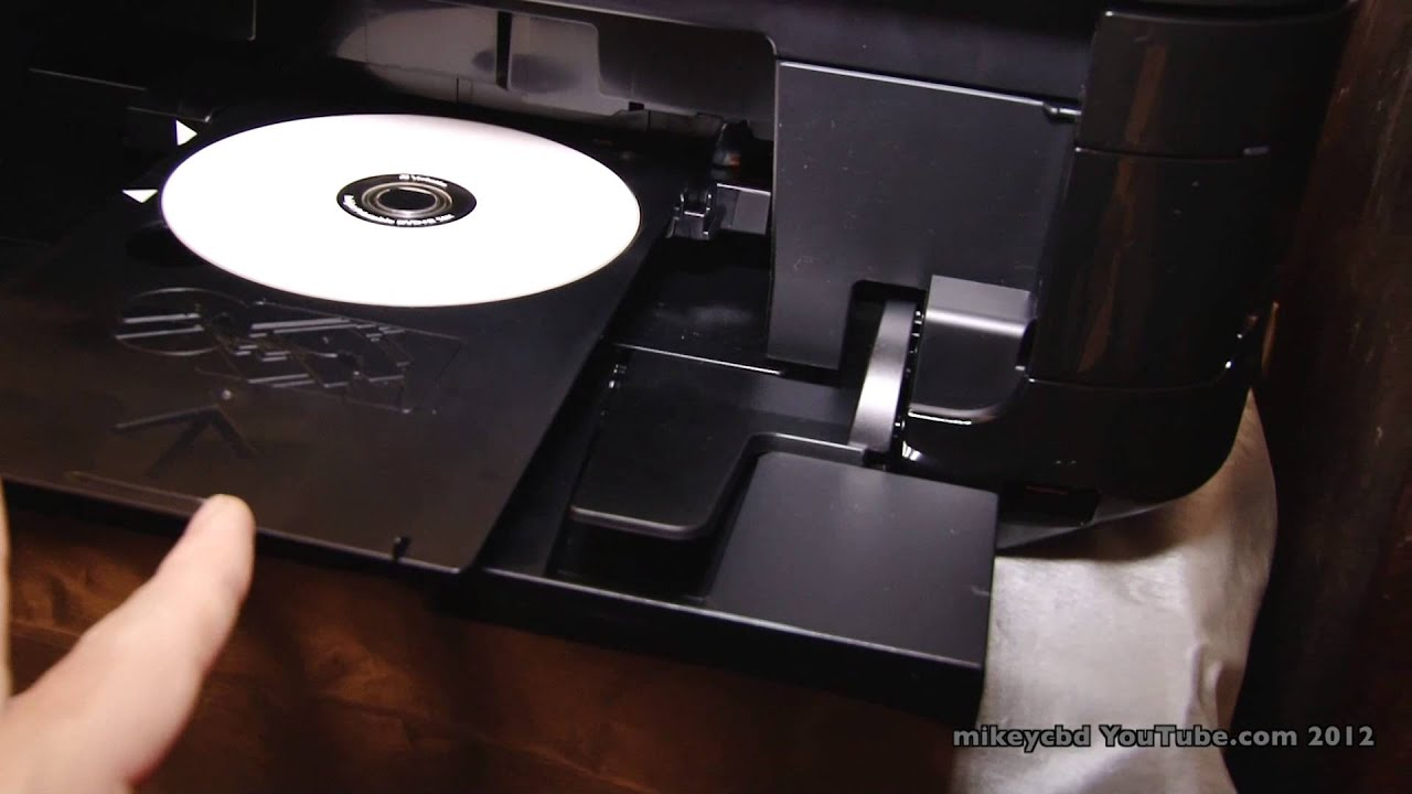 photograph about Printable Dvds referred to as iMac and Canon DVD Printing mg5300 Printable DVDs wifi