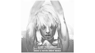 Zedd & Kevin Drew - Stay The Night (Remix) feat. Hayley Williams of Paramore