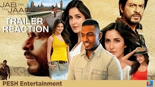 Jab Tak Hai Jaan Trailer Reaction | PESH Entertainment