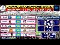 Jadwal Liga Champions 2021   PSG vs Man City   Klasemen Fase Group   Uefa Champions League   Live