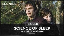 Science of Sleep - Anleitung zum Träumen - Trailer (deutsch/german)
