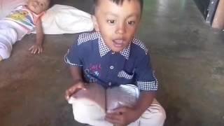 Belajar Mengaji | Umur 5 tahun | reading iqro